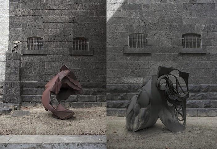 David Wilson Sculptures