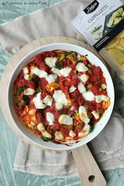 Cappelletti-Brokkoli-Auflauf | Rezept | Kochen | Essen