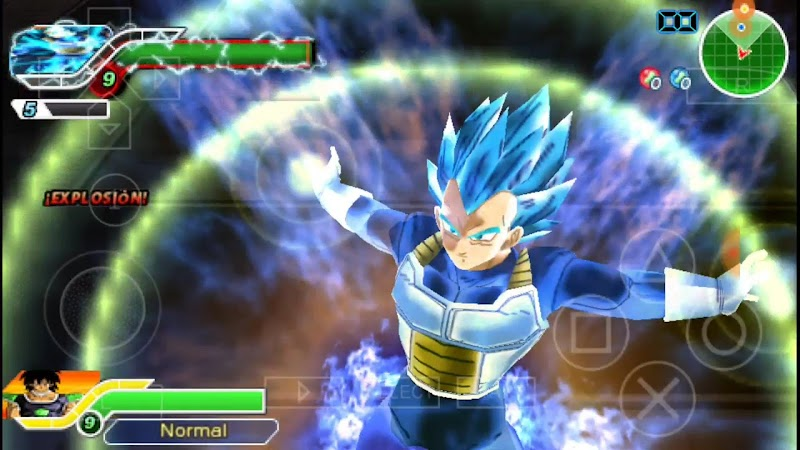 New DBZ TTT MOD HQ Rebuild highly Compressed 300 MB only