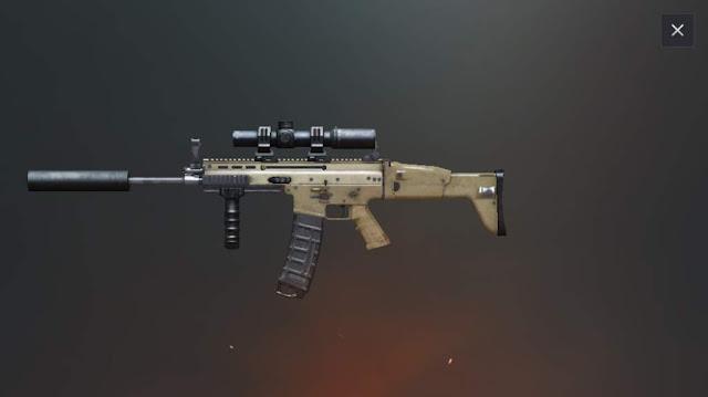 سلاح SCAR-L