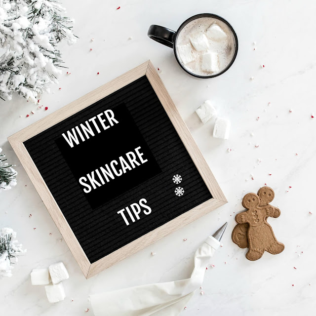 Winter skincare tips by barbies beauty bits