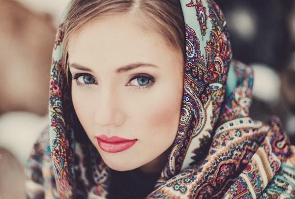 Beautiful Russian Girl DP