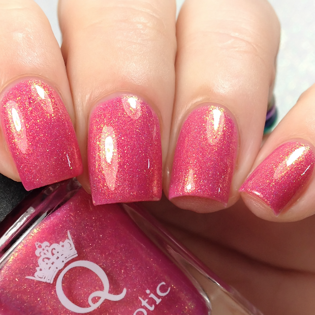 Quixotic Polish-Unbreakable