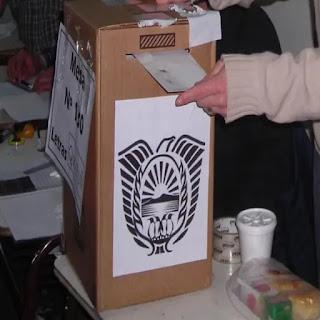 Elecciones TDF casi 28 mil infractores por no votar