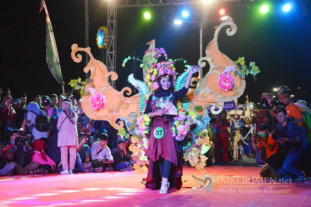 27 Peserta Meriahkan Kebumen Geo Night Carnival