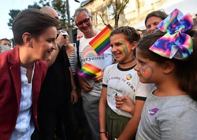 #Sodoma #Gomora #Gej #Pride  #Ustav #SRBIJA #Izdaja #Mediji #Propaganda #Vest #kmnovine