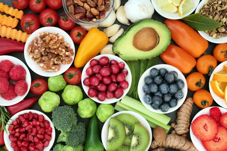 food basics for healthy diet