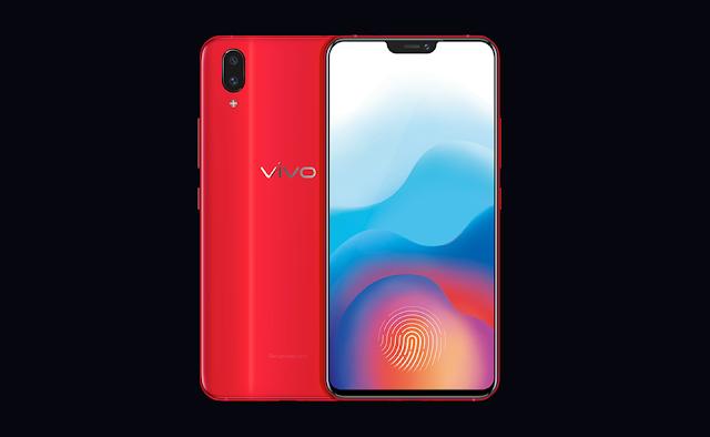 Vivo X21 Hadir dengan RAM 6 GB dan Snapdragon 660