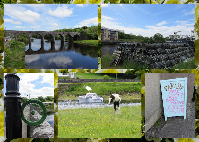 Cycling the Great Western Greenway - County Mayo, Ireland - Newport Town