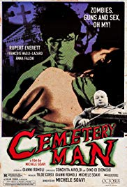 Cemetery Man (1994) Dellamorte Dellamore Movie Watch Online