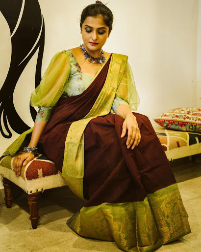 Actress Remya Nambeesan
