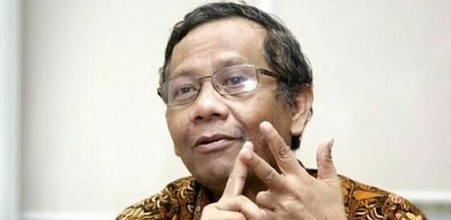 Soal 'Dokumen 'Sampah' Tokoh Papua Kecewa Kepada Mahfud MD