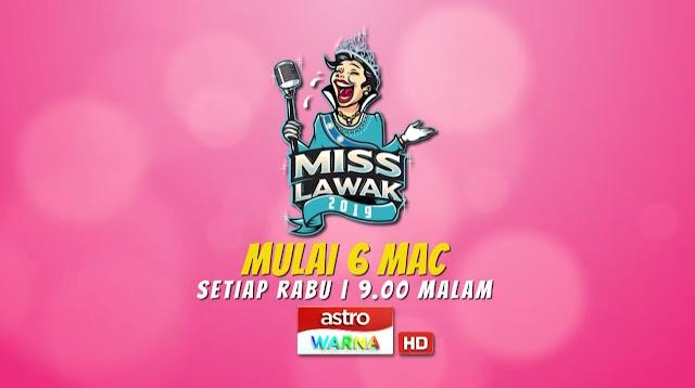 Program Miss Lawak