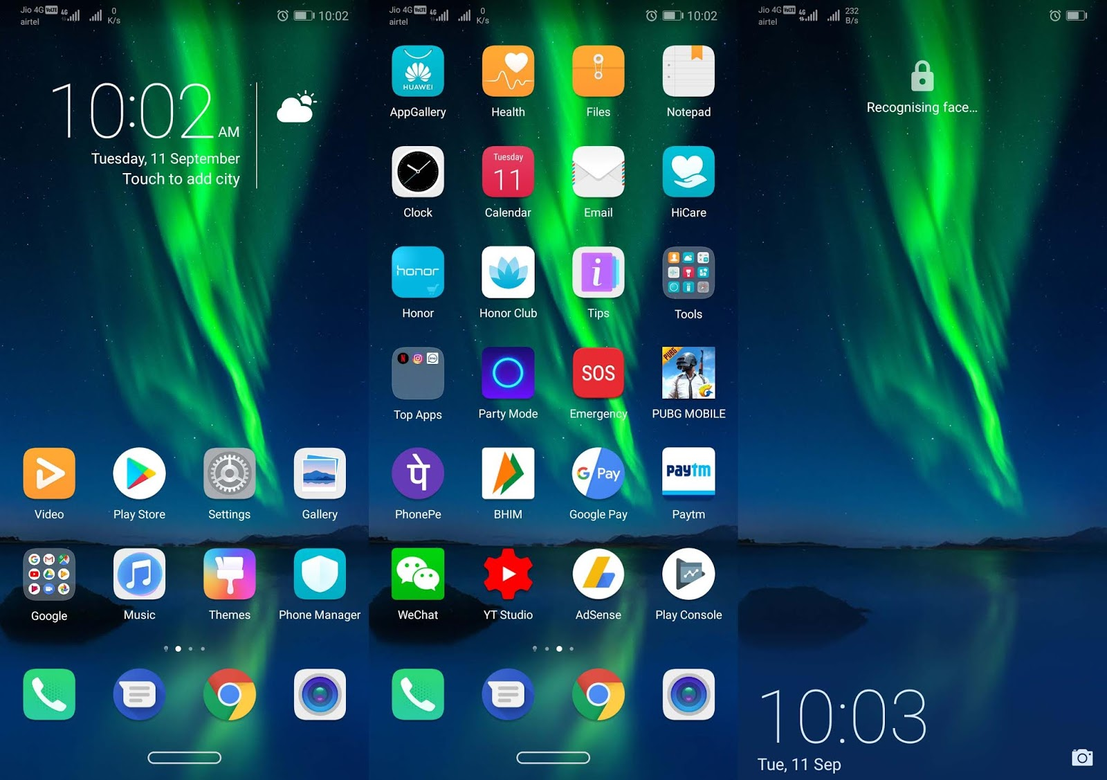 HONOR 8X THEMES] Download Latest Honor 8X Stock Themes For EMUI 5/8