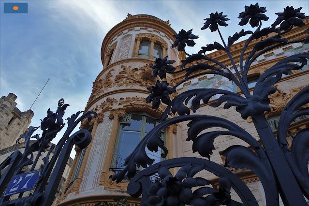 Torre de Igancio Portabella, Av. del Tibidabo, 27