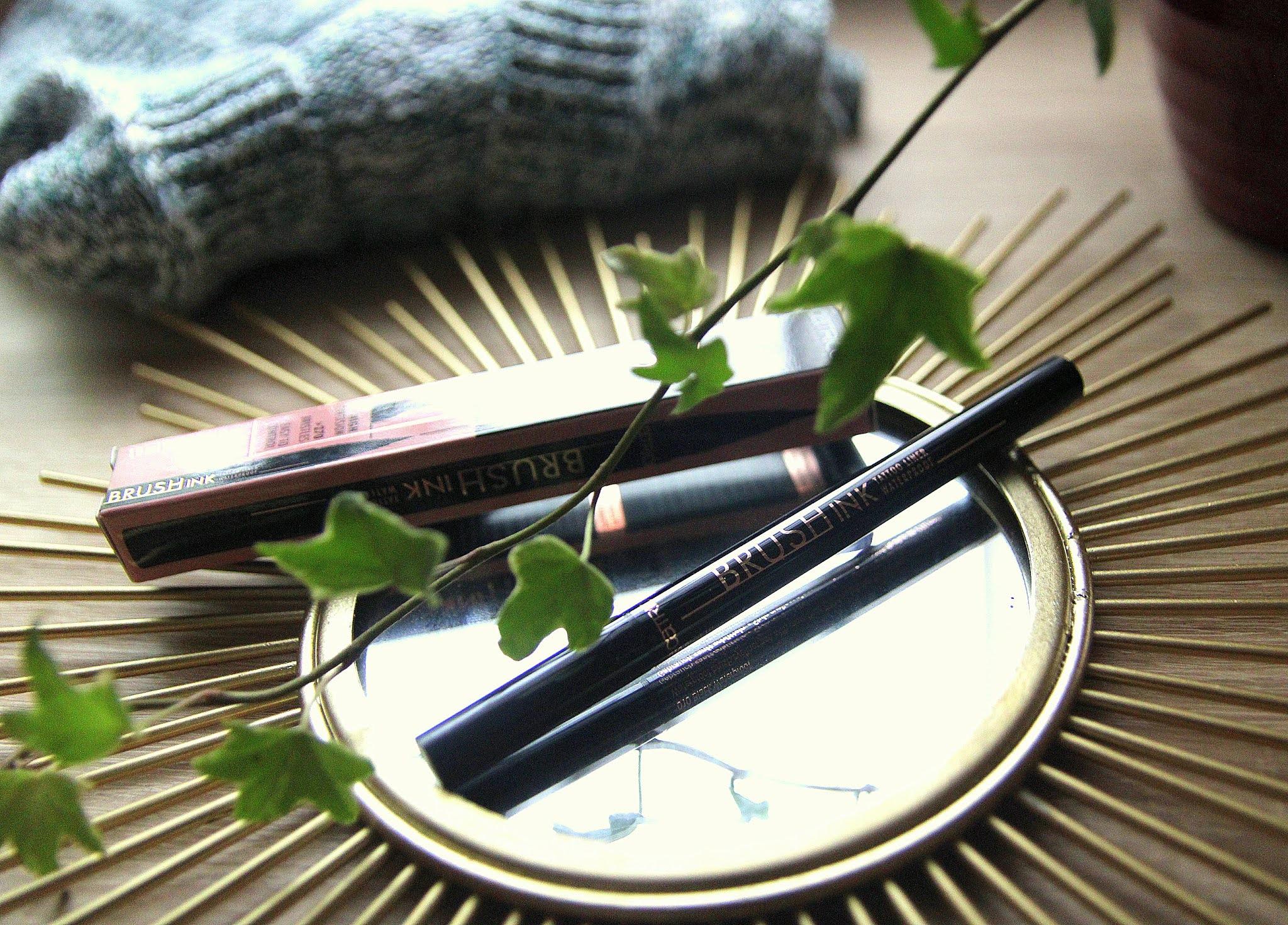 CATRICE Liner Brush ink waterproof 010 Black Waterproof