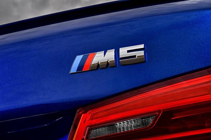 BMW M5 mới có thể mạnh trên 1.000 mã lực