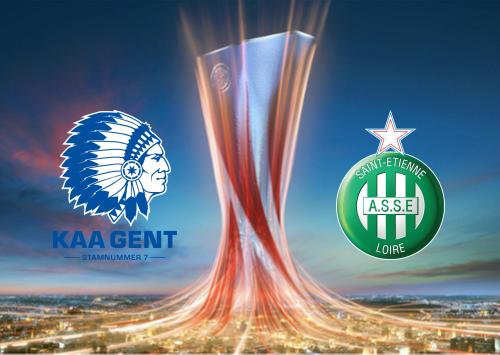 Gent vs Saint-Etienne -Highlights 19 September 2019