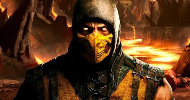 Reboot Mortal Kombat dari James Wan Ungkapkan Logonya