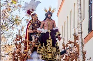 Jesús del Amor Despojado en la Semana Santa de Cádiz 2019