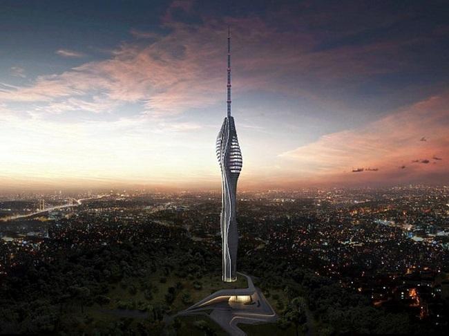 Çamlıca Kulesi seyir terasına nasıl gidilir? adresi yol tarifi, Kule restoranın girişi ücretli mi? Manzara terasına giriş ücreti ne kadar?
