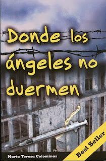 """""""Donde los ángeles no duermen"""" de María Teresa Colominas"""
