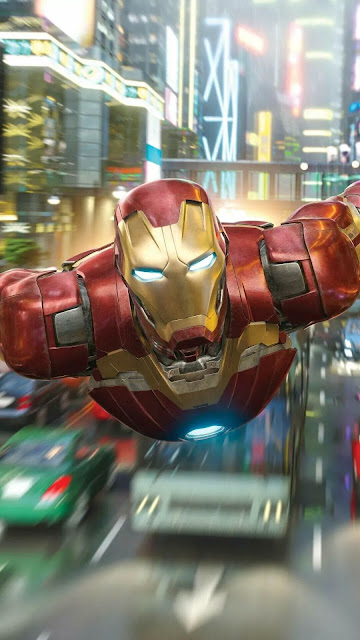 iron man ultra hd wallpapers for mobile