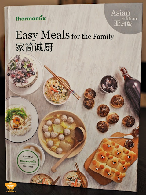 Thermomix® Easy Meals For The Family Cookbook