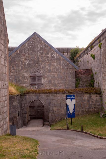 Magasin à poudre  — Citadelle de Besançon