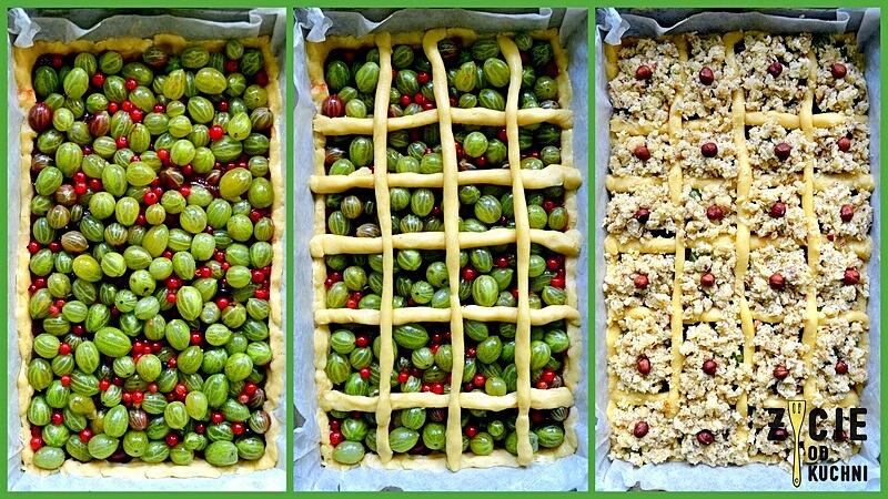 kruche ciasto z owocami, ciasto z owocami i kruszonka, sezonowe przepisy, lipiec, lipiec wkuchni, warzywa sezonowe lipiec, lipiec owoce sezonowe lipiec, lipiec warzywa sezonwe, sezonowa kuchnia, sezonowosc, zycie od kuchni, lipiec zestawienie przepisow