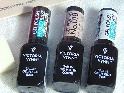 Hybrydy Victoria Vynn w użyciu, kolor 018