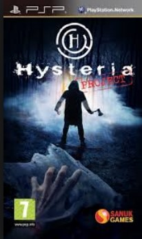 Download Hysteria Project 1 PSP PPSSPP