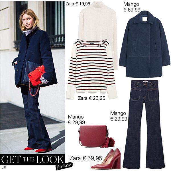 Get The Look - Pernille Teisbaek