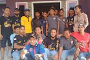 Bentuk Kepedulian Terhadap Anggota PSB, komunitas Lintas Banten Serahkan Tali Kasih Kepada Keluarga Korban