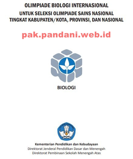 Kumpulan Soal Olimpiade Sains Nasional Osn Biologi Sma Dan Kunci Jawaban Blog Pak Pandani
