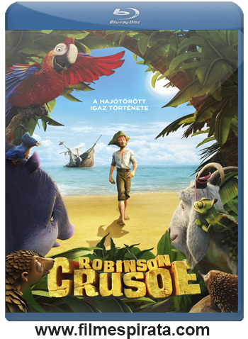 Resultado de imagem para As Aventuras de Robinson Crusoé