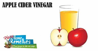 Home Remedies For Gas: Apple Cider Vinegar