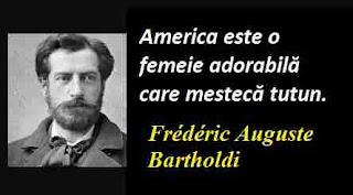 Maxima zilei: 2 august - Frédéric Auguste Bartholdi