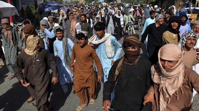 Kembali Terapkan Hukum Islam Ketat, Taliban Pastikan Bakal Berlakukan Hukuman Potong Tangan-Kaki hingga Eksekusi Mati