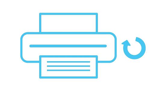 Memperbaiki printer tidak mau print karena tidak ada respon