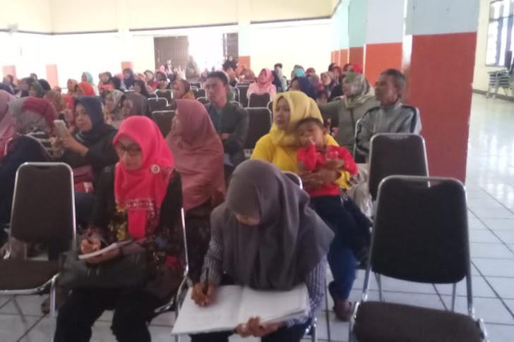 Rapat Orangtua Persiapan Praktik Kerja Lapangan SMK Ciledug Al Musaddadiyah