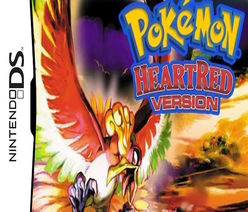 Pokemon Heart Red ROM DS