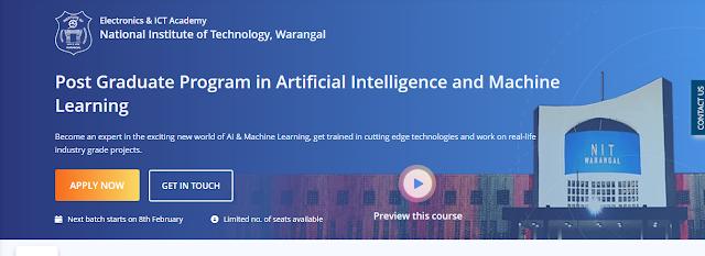 Artificial Intelligence course , Edureka course , Development course