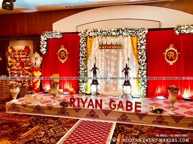 Royal Prince theme in Chennai