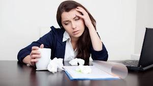 Buat Para Ibu, 4 Gangguan Kesehatan Mental Ini Rentan Dialami Pekerja Kantoran
