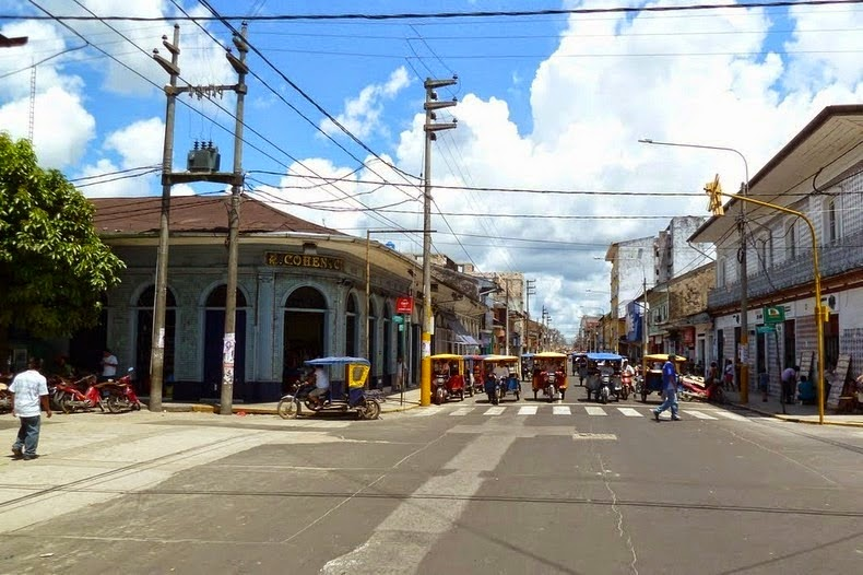 Iquitos, World's Largest City That Cannot Be Reached by Road