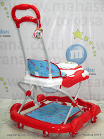 Baby Walker Family FB661BLD Aquarium Melody