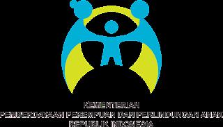 Logo Kemen PPPA RI PNG