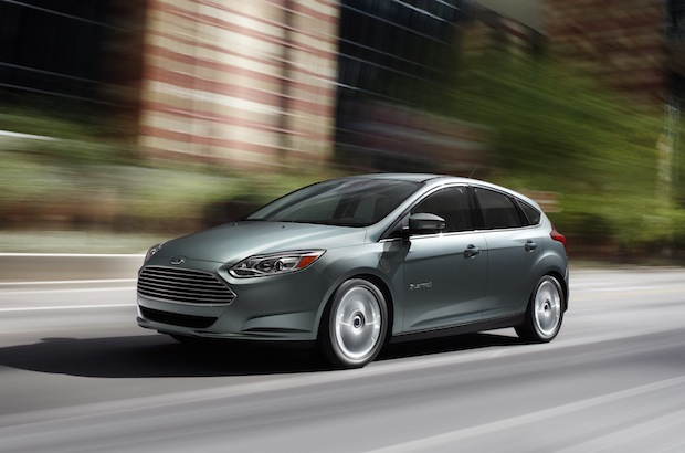 Ford Focus Electric Roved For Californian Hov Lane And 10k Rebate