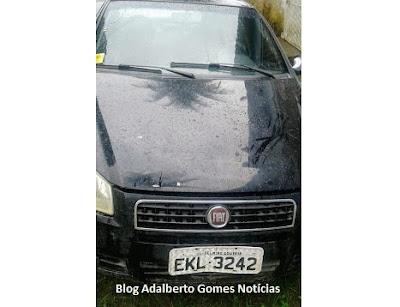Carro roubado de moradora de Olho D'Água do Casado é recuperado em Gameleira/PE